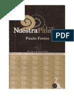 Paulo Freire. Entrevista. La enseñanza de la Matemática. Traducción Marcel Arvea.