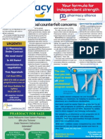 Pharmacy Daily for Wed 25 Jul 2012 - Counterfeit concerns, Heart risk after surgery, Refresher training, Health