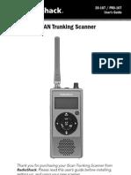 Radioshack iScan 20-107