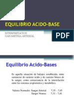 Equilibrio Acido-Base DrCarlosOlivares