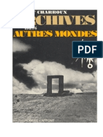 Arquivos de Outros Mundos - Robert Charroux