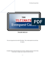 Everquest Guide Trade Skills
