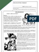 Ficha Ser Catolico