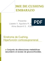 Sindrome de Cushing y Embarazo
