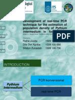 Presentasi Biotek- Real Time PCR