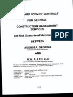 RWA GMP Contract