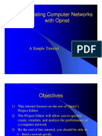 Opnet Tutorial