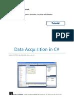 Data Acquisition in CSharp