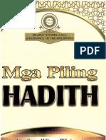 Mga Piling Hadith