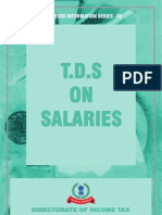 TDS on Salaries