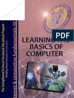 Module 1- Learning the Basic Computer Concepts