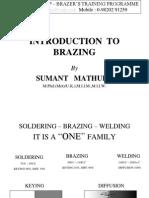 General Brazer's Training Writeup