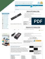 Www.bateriabaratos.com Hp Probook 4740s bateria