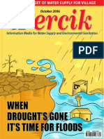 Drought and Floods in Indonesia. PERCIK. Indonesia Water and Sanitation Magazine. October 2006.
