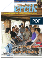 Community Empowerment. PERCIK. Indonesia Water and Sanitation Working Group. July 2007