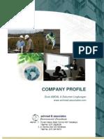 Company Profile Achmad & Associates (Konsultan Lingkungan