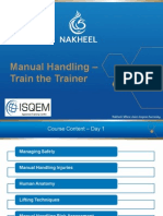 Nakheel MH Train the Trainer