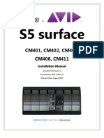 Installation Guide s5 Surface Modules