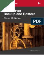 SQL Server Backup Restore 2012
