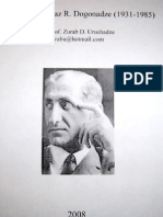 Professor Revaz Dogonadze