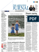 The Abington Journal 07-25-2012