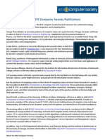 New EICs Named for IEEE Computer Society Publications