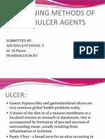 Anti Ulcer Agents Screening