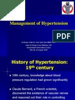 Hypertension(Primary Care Medicine)