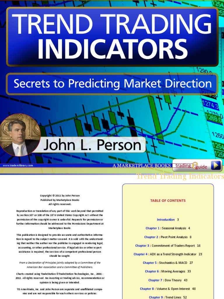 Secrets to Predicting Market Direction | Futures Contract | Market Trend