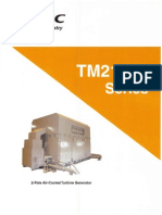 TMEIC 2 Pole Generators