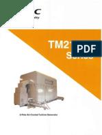 TMEIC 2 Pole Generators