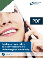 Brochure Seidor USA