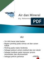 Air Dan Mineral
