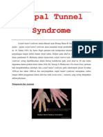 Carpal Tunnel Syndrome Ari