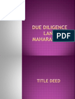 Due Diligence Land Maharashtra-1907