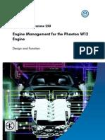 SSP 250 Engine Management W12 Phaeton