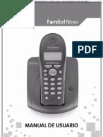 Manual Famitel Nexo