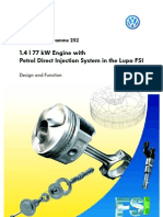 SSP 251 Lupo 1.4 Fsi