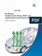 SSP 280 Phaeton Auxillary Heater (1)