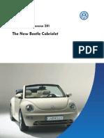 SSP 281 New Beetle Cabriolet