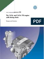 SSP 296 1.4 & 1.6 FSi Engine (1)