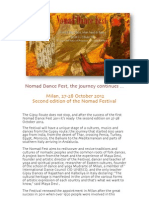 Nomad Dance Fest-InFO ENG