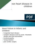 Common Heart Disease in Children