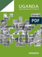 Uganda Urban Housing Sector Profile