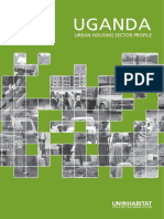 Uganda Urban Housing Sector Profile