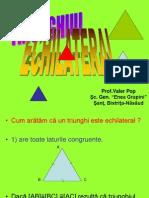 Mate.info.Triunghiul Echilateral