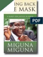 Peeling Back the Mask Press Release 3_ Miguna Miguna ^-^Timothy Mahea