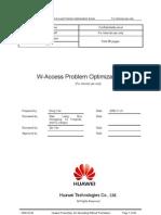 W Access Problem Optimization Guide 20060330 a 3.1