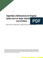 Seguridad y Adolescencia en Uruguay