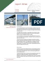 gta-108 Dreiländerbrücke, pedestrian and cycle footbridge